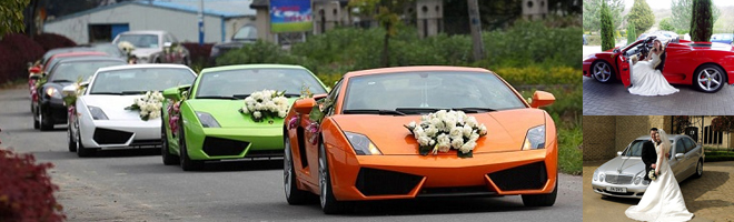 wedding-car-hire in Dhaka Bangladesh