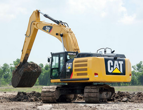 Excavator Rental--From Khaled Rent a Car