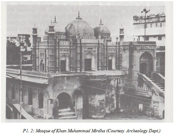 Mosque of Khan Muhammad Mirdha