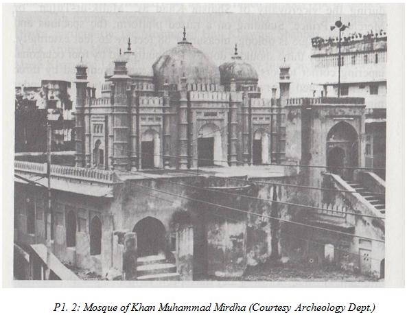 Mosque of Khan Muhammad Mirdha