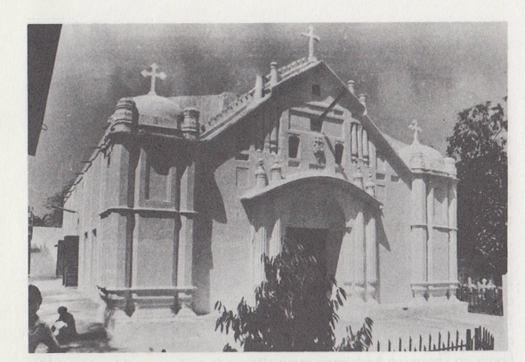 Fig. 2: Church of the Holy Rosary