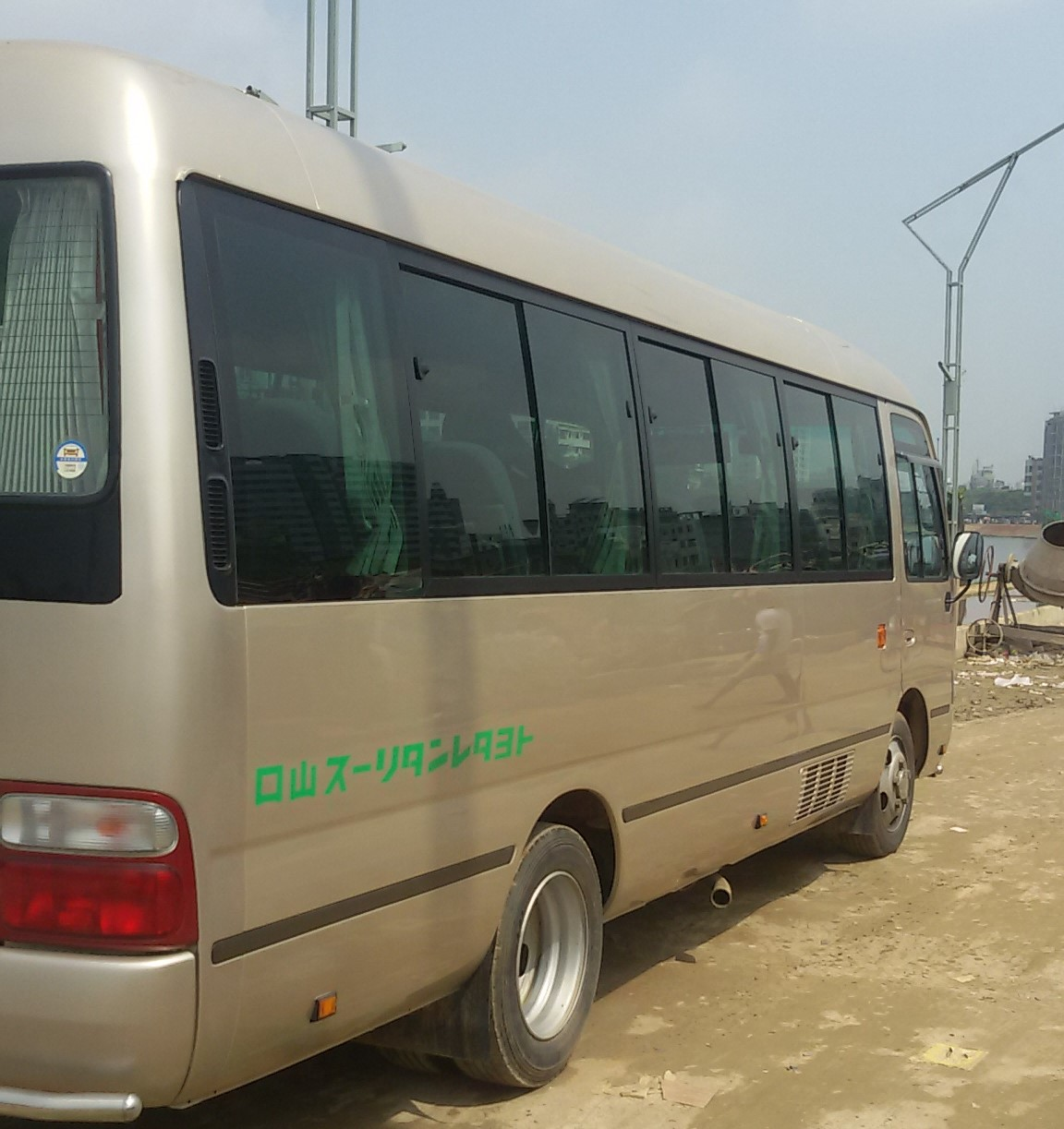 29 Seater AC Tourist Bus