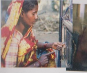 Bangladeshi Hindu Women at Weavers